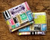SNACK BAG. Reusable snack bags – Reusable sandwich bags – Eco friendly lunch bags – Reusable baggies - Reusable lunch bag