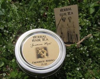 Herbal Hair Tea Rinse - 6 Different Blends
