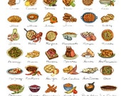 52 Dishes