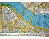 Map of New York City Journal