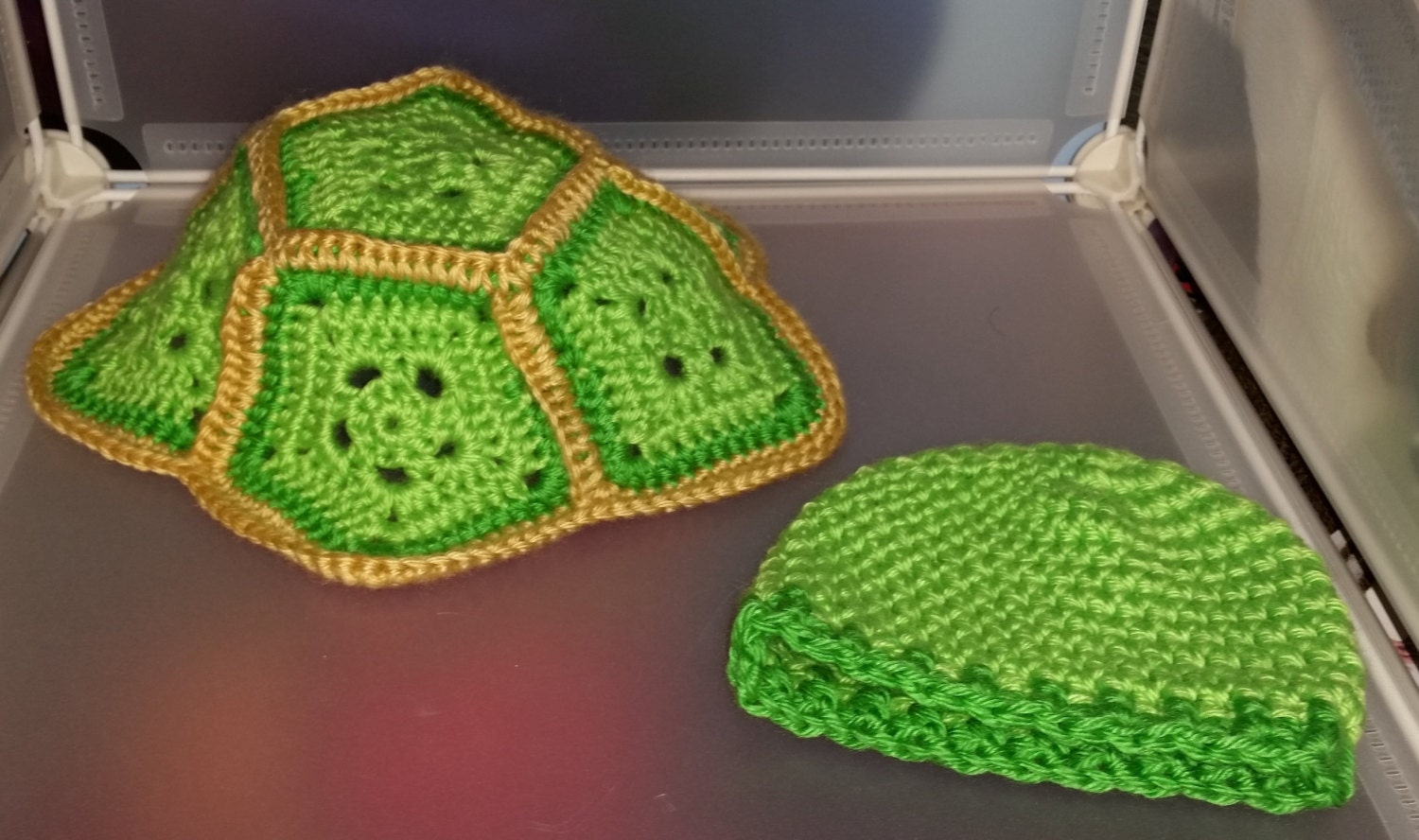 Free Crochet Pattern Turtle Photo Prop : Baby Turtle Photo Prop Crochet Turtle Tortoise Made to