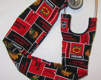 Stethoscope Cover NHL Chicago Blackhawks Hockey