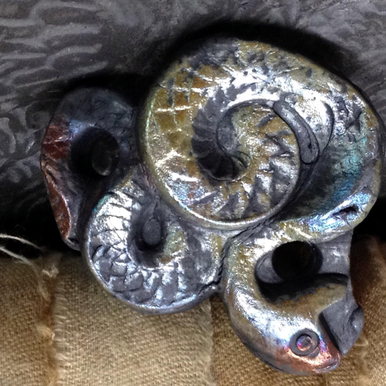 193 the serpent in the garden of eden raku by wondrousstrange - Who was the serpent in the garden of eden ...
