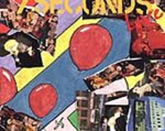 7 Seconds – Live One Plus One – Cassette tape on Giant Records