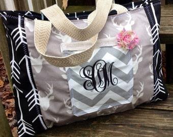 Diaper bag, bridesmaids totes, monogrammed totes, monogrammed bridesmaids totes, beach bag, bag, tote, purse, large tote, chevron tote