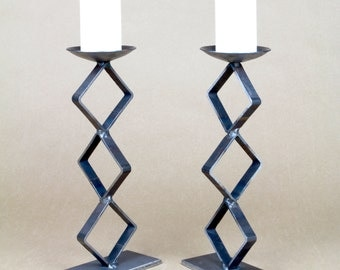 Diamond Candle Sticks
