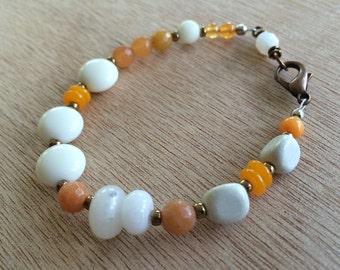 C106 Tennessee Vols Bracelet