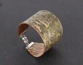 Birch bark wood bracelet, Clade II