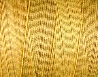 Valdani VTV50-JP7 Variegated Cotton Thread 50wt 547yd Faded Marigold