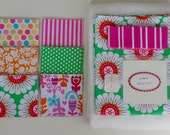 Lisbon Baby QUILT KIT - Pre-Cut Fabric and Instructions to Make a Baby Quilt