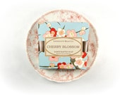 Cherry Blossom Soap - Cold Process Soap - Handmade Soap - Bar Soap - Phthalate Free Fragrance - Floral Soap - Women's Gift - Women's Soap