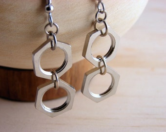 Dangle Earring Hardware Jewelry Industrial Dangles