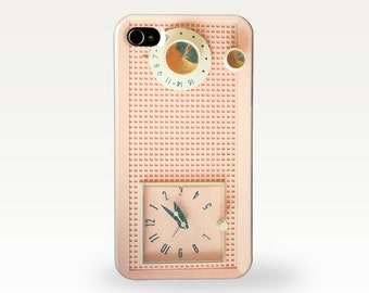 Retro Radio Phone Case for iPhone 4/4s, 5/5s, 5c, 6, 6 Plus and Samsung Galaxy S3, S4 - Easy Listening