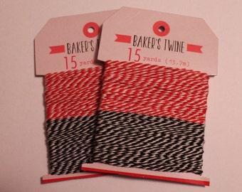Baker's Twine 15 Yard's (13.7m)