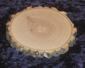 200 Ash wood slices CUSTOM ORDER for Rebecca
