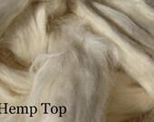 Natural hemp Top