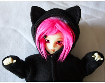 ABJD Dollfie TG Little Fee Kigurumi style Cat Jammies