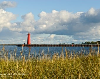 Muskegon Bright Day - Michigan Photography