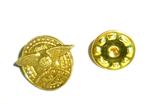 Vintage Nra Pin Lapel Pin Nra Tie Tack Collectors Pin