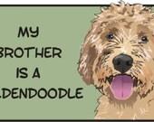 Goldendoodle Tan