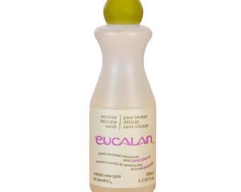 Eucalan Wool Wash - Lavender - 3.3 mL