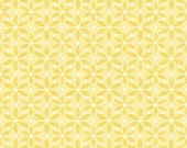 Mommy and Me Yellow Flower Monotone cotton fabric by Shelly Comiskey for Henry Glass and Company.
