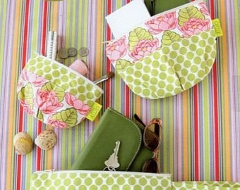 30 Percent off Retail of Amy Butler Midwest Modern Stash & Dash Bags Pattern