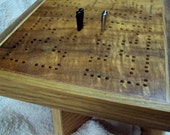 Enter the etys.com coupon LEAPYEAR2016 at etsy checkout for a 29% discount! Jacquard Loom - Artisan Cribbage Board