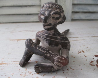 AZTeC CLaY FiGuRe PiPe