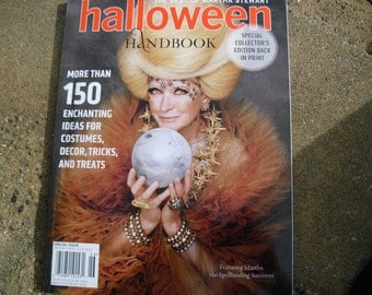 The Best Of Martha Stewart Halloween Handbook