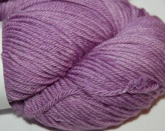 Studio June Yarn Daisy DK, Superwash Merino, DK Weight, Color: Light Purple