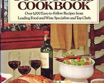 Vintage The Good Cook's Cookbook - Easy-to-Follow Recipies book cook bake