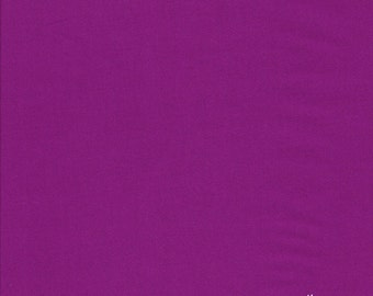 Cotton Couture Violet Michael Miller Fabric 1 Yard Solid Color