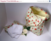 Clearance Tote Bag Sturdy Reversible Classic Everyday