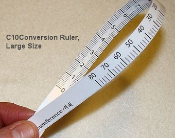 C10 Conversion Ruler for 10-Combination Division/Large (up to 80cm mari)