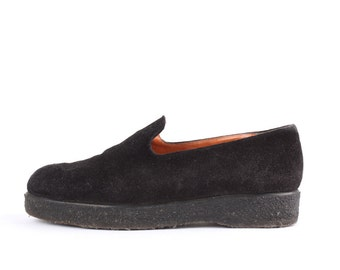 Robert Clergerie Platform Loafers 7