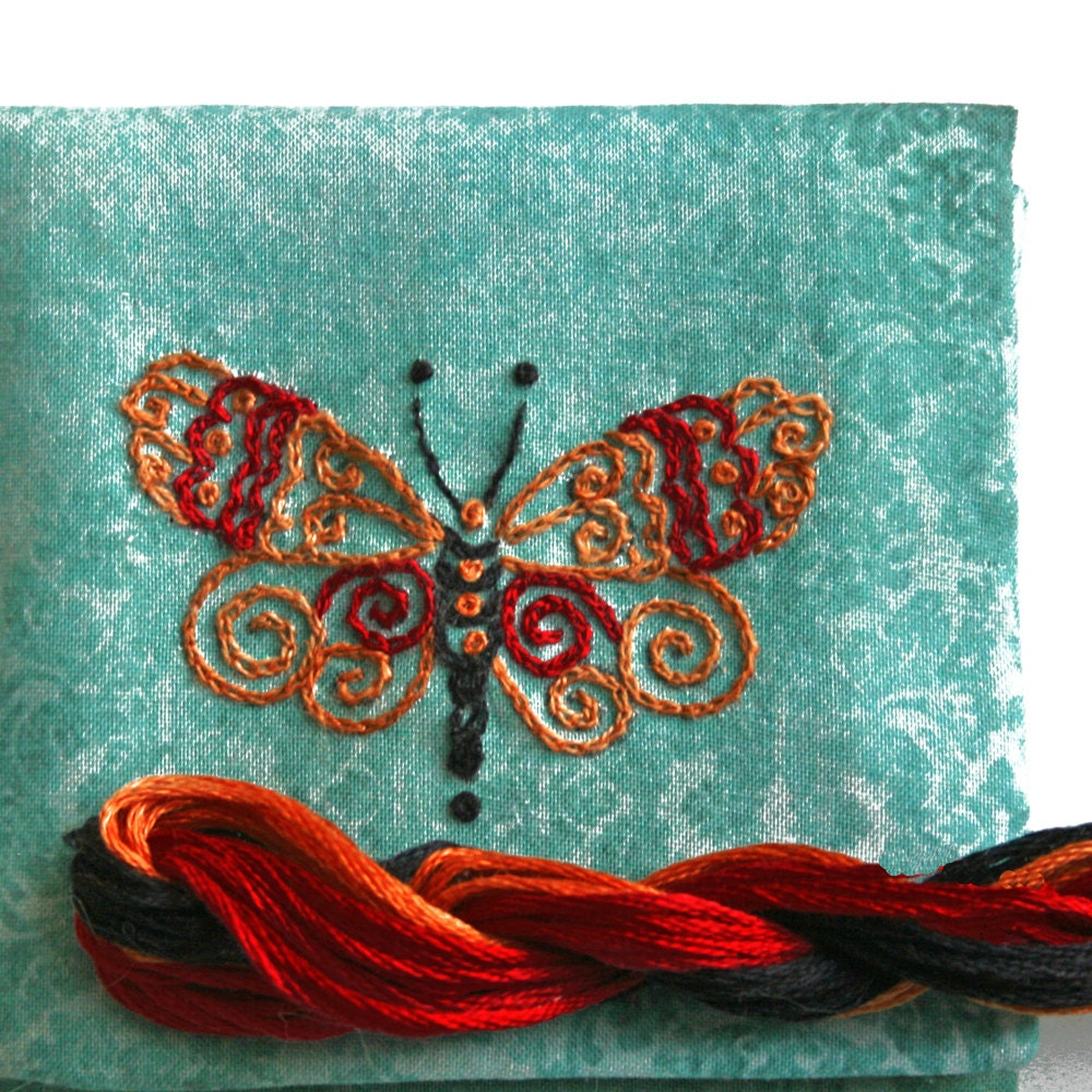 50 Off Sale DIY Crewel Embroidery Kit Gift SALE Pouch