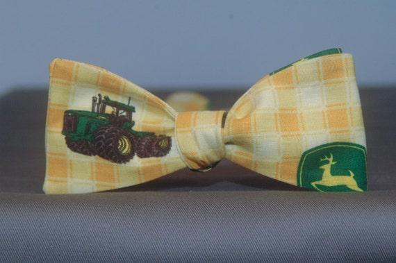 John Deere Formalwear Bow tie