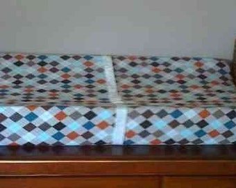 Custom Changing Table Pad Cover Add-on