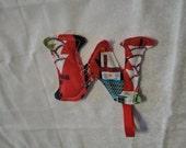 Letter Ornaments NOEL