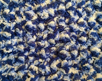 The Blues Baby Blanket