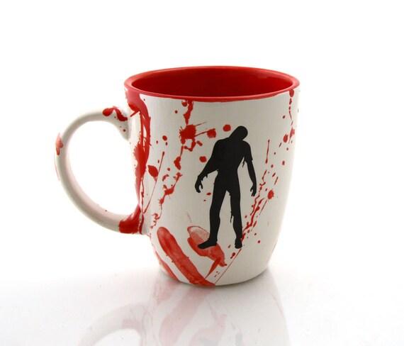blood splatter coffee mugs - photo #17