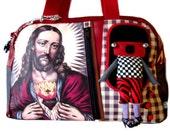 Bag molly creative bag unique bag n19 bag Jésus
