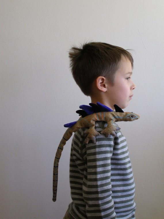Lizard Toys For Boys : Toy stuffed lizard reptile animal colorful and