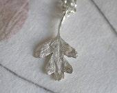 Glastonbury Holy Thorn Pendant - Medium