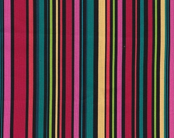 Striped Quilt 100% Cotton Fabric