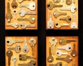 Simple Key Arrangments hanging wall assemblages