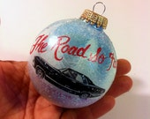 67 Impala Hand Painted Ornament Supernatural