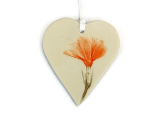 t Hanging Decoration - Floral Home Decor -  Hostess Gifts -  Stocking Fillers for Women - Secret Santa gifts for women -
