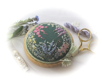 PP5 Herbaceous Borders Pincushion kit